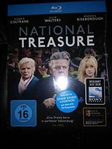 Blu-ray-National-Treasure-britische-Serie-Robbie-Coltrane-Bafta-Winner-J-Thorne