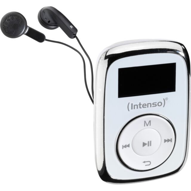Intenso Music Mover, MP3-Player, weiß