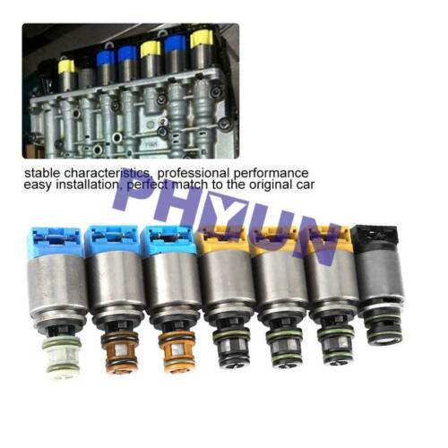Shift Control Solenoid Kit Transmission Solenoids Valve 6HP26 6HP28 1068298044