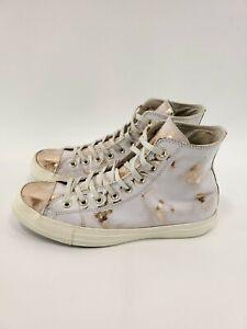 Women-s-Shoe-Converse-Art-553300c-All-Star-Brush-Off-Leather-Hi-Size-10-5