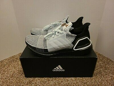 Adidas Ultraboost 19 Sneakers-Blue Tint/Core Black/Copper Wmns 10, 11 Avail   eBay