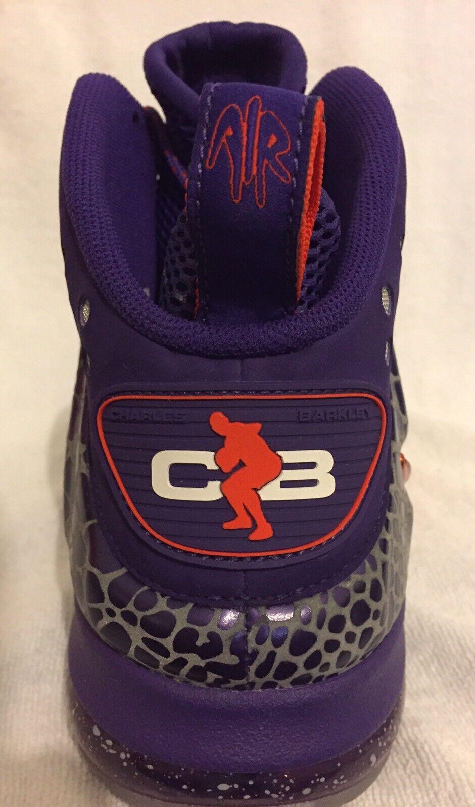 Nike Barkley Posite Max taille 8.5 dans (UK) EntièreHommes t neuf dans 8.5 sa boîte c17599