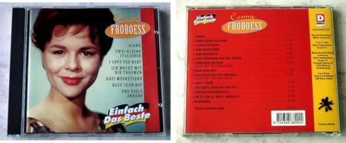 1 von 1 - CONNY FROBOESS Einfach Das Beste - Diana, Blue Jean Boy,... CD TOP