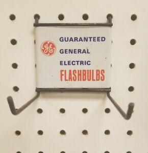 Vintage Ge General Electric Flash Bulb Hardware Store