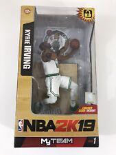 Boston Celtics Série McFarlane NBA 2K19 1 U-Kyrie Irving