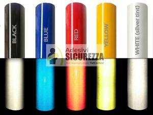 3m Scotchlite 580 Reflective Vinyl Tape 8 Colors Range X