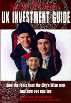 """AS NEW"" Berger, David, Motley Fool UK Investment 2nd Edn, Paperback Book"
