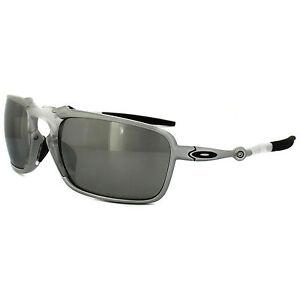 80359b94db Oakley X Titanium - Chrome Iridium Badman Polarized Sunglasses