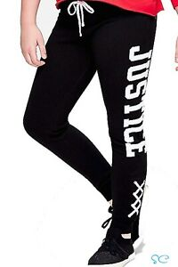 Justice Girls Size 12 Mesh Color Block Legging New With Tags