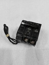 Type BR Shunt Trip Circuit Breaker 120//240 VAC BR120ST 1 Pole 20A Plug-in