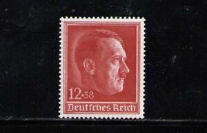 ALEMANIA-GERMANY-1938-MNH-SC-B118-Hitler