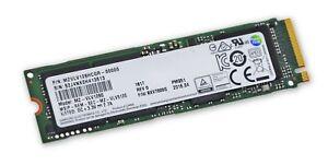 Détails sur Samsung 128 Go PM951 M 2 PCIe nvme SSD/disque SSD MZ-VLV1280-  afficher le titre d'origine