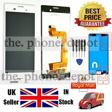 LCD Touch Display Screen Digitizer Assembly For Sony Xperia M4 Aqua E2303 White