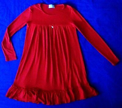 Apprensivo Dress Child Bambina Miss Blumarine Age 10 -anni Made In Italy New Rare Funzionalità Eccezionali