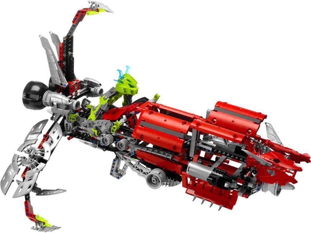 Lego Bionicle 8943 - Axalara T9  Midak Skyblaster incl. Lewa Nuva Neu OVP