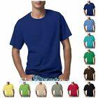 Hanes Men's Short Sleeve EcoSmart Tee T-shirt ( 3 PACK )Tagless Cotton Blend