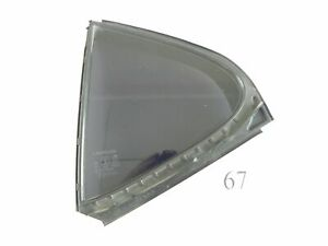 2010-LEXUS-IS250-GLASS-QUARTER-WINDOW-REAR-LEFT-DRIVER-68124-53092-OEM-532-67-A