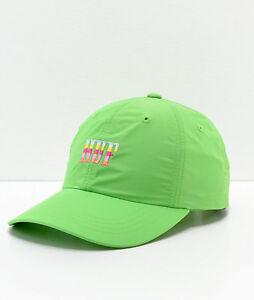 b52a38b8f12 Huf `18 Resort Strapback Hat Mens Unisex Cap Headwear New w tag ...