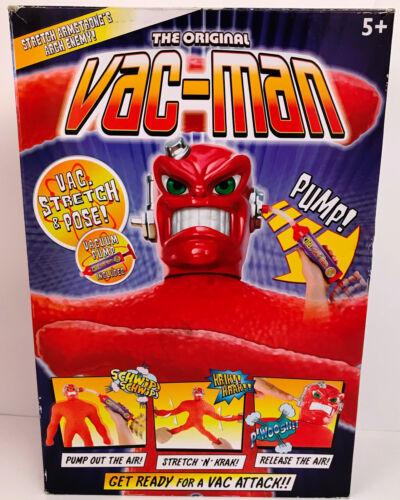 Stretch Vac-Man Figure Pre Owned
