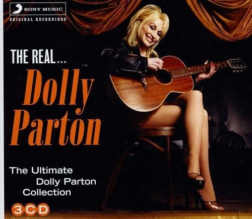 1 of 1 - Dolly Parton - Real Dolly Parton [New CD] Holland - Import