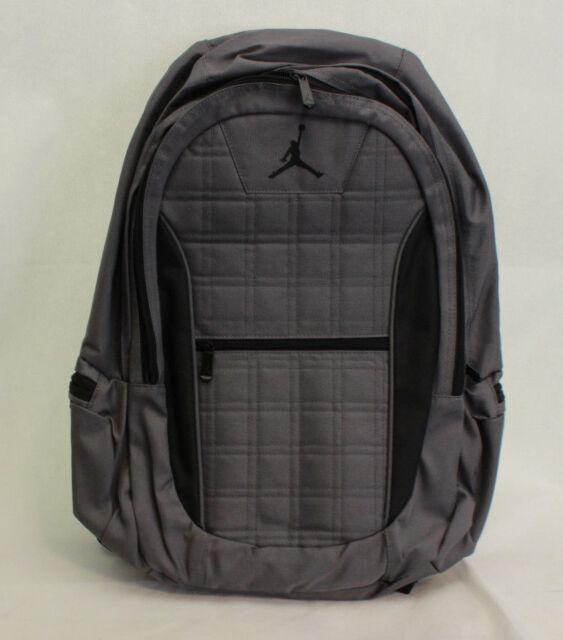 Air Jordan Jumpman Backpack With Laptop Sleeve Light Graphite