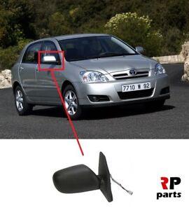 Para-Toyota-Corolla-E12-02-07-Nuevo-Ala-Espejo-electrico-climatizada-5-Pin-Correcto-LHD