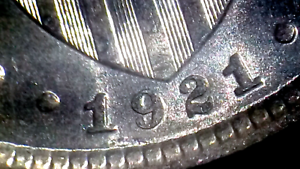US-PHILIPPINES 1921-S?  FIFTY CENTAVOS FULLY STRUCK DOUBLED DATE CHOICE+ UNC