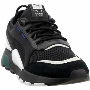 Details about Puma RS-0 Winter Inj Toys Junior Sneakers Casual - Black -  Boys