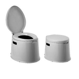 Camping-Brunner-Toilette-WC-Mobil-Eimertoilette-Chemietoilette-Optitoil