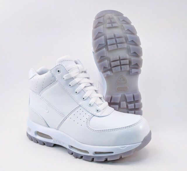68df77cdcd6 Nike Air Max Goadome ACG Boots White Mens Size 6.5 865031-100 FREE PRIORITY