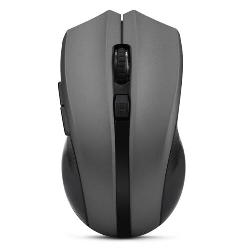 2.4GHz Cordless Wireless Optical Mouse Mice for Laptop PC Computer  USB Receiver