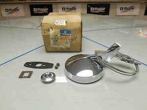 1969-1970-PLYMOUTH-FURIES-O-S-REM-CONT-MIRROR-W-VENT-WING-P-N-2999125-NOS-KIT