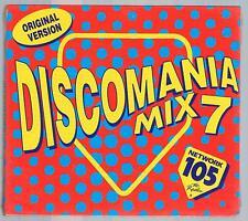 DISCOMANIA DISCO MANIA MIX 7 RADIO 105 CD F.C. SIGILLATO!!!