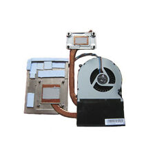 Cpu fan for Toshiba Qosmio X870 X875 KSB0705HA-A(BL68) V000280340 with Heatsink