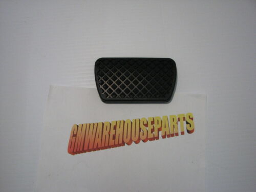 CHEVY HHR PARKING BRAKE PEDAL RUBBER PAD NEW GM #  22729032