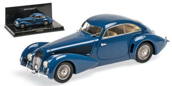 Minichamps Bentley Embiricos 1938 (Blue) 1:43 436139821