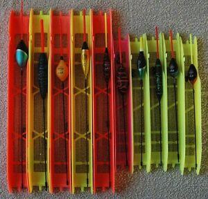 Lot-10-lignes-montees-differentes-7M-peche-au-coup-flotteur-Filstar-Top-Float-17