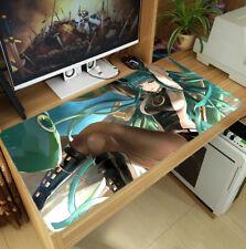 Anime fate//grand order artoria pendragon Mat Mouse Pad Oversize Mat Gift 40*70cm