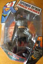 DC Batman/Superman Public Enemies BATMAN Figure w/ Collect and connect Brimstone