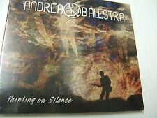 Andrea Balestra Painting On Silence CD 2013