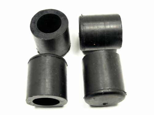 """#038 Fits 5//8/"""" Hose Fittings AMC Heater Core Bypass Caps Qty.4"""
