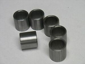 "5 PCS C TYPE TOOL HOLDER BUSHING SET   1-1//2/"" OD ID 3//8/""5//8/"" 3//4/""7//8/"" 1/"""