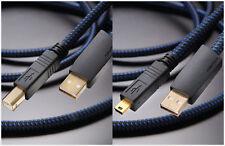 FURUTECH ADL FORMULA 2 AUDIO GRADE USB CABLE | USB A - USB B | 0.6 METRES