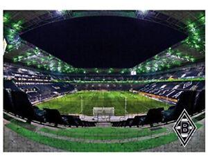 "Borussia Mönchengladbach 3d Puzzle ""stadion"" 54 Teile Vfl Fußball Fußball-fanshop"