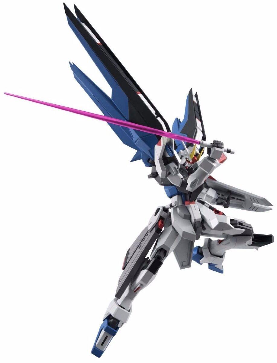 Robot Spirits Gundam Seed Freedom Gundam Actionfigur Bandai Tamashii Nationen