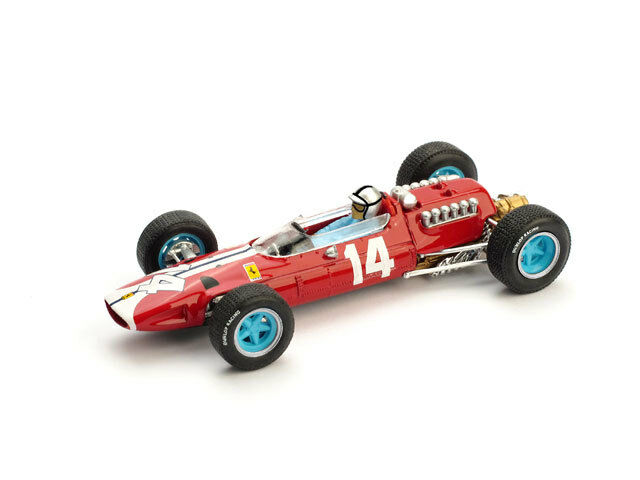 Ferrari 512 GP Stati Uniti'65 Rodriguez  Driver 1 43 2011 Model R321CH BRUMM