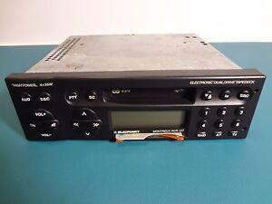 Autoradio-Blaupunkt-Montreux-RCR-127-90-039-s-Vintage-Cassette-Car-Radio