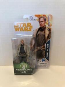 Star Wars Force Link 2.0 Tobias Beckett Figure