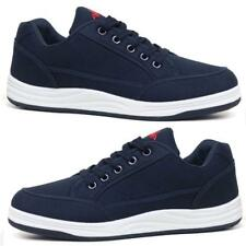 198338623 item 3 Mens Canvas Boat Deck Flat Plimsolls Driving Casual Lace Up Trainers  Shoes Size -Mens Canvas Boat Deck Flat Plimsolls Driving Casual Lace Up  Trainers ...