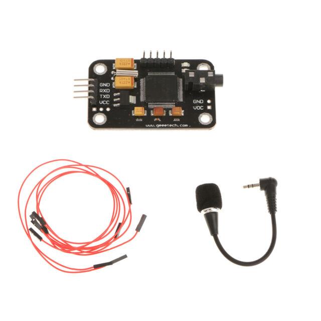 Speech Recognition Voice Recognize Module Board  U0026micro